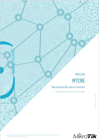 Formación MikroTik MTCRE
